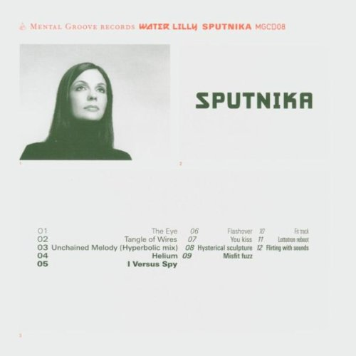 Water Lilly - Sputnika