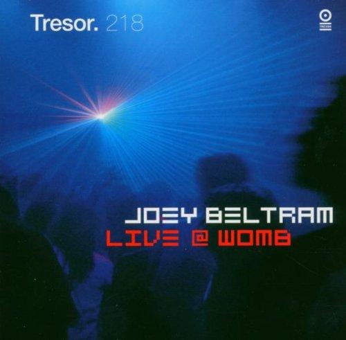 Beltram , Joey - Live at Womb (Tresor 218)