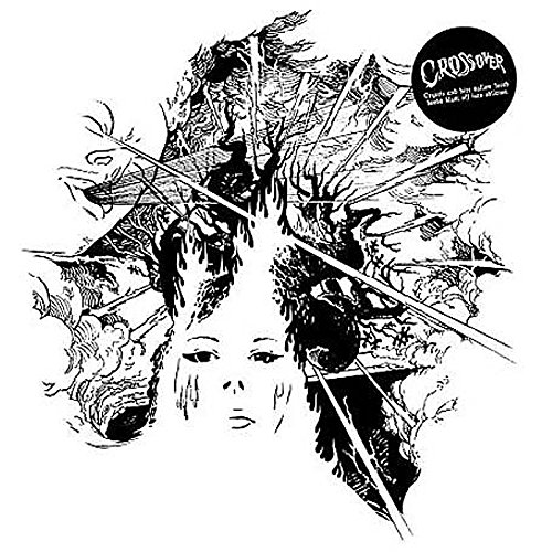 Crossover - Cryptic And Dire Sallow FacedHoods Blast Off Into Oblivion (EP) (Vinyl)