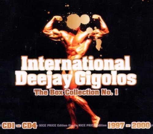 Sampler - International DeeJay Gigolos - The Box Collection 1