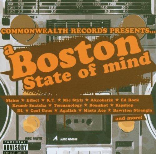 Sampler - Boston State of Mind