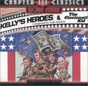Schifrin , Lalo - Kelly's Heroes / The Cincinnati Kid (Double Feature)