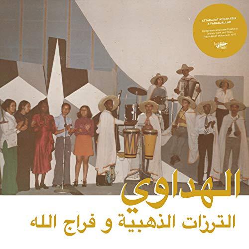 Attarazat Addahabia & Faradjallah - Al Hadaoui (Vinyl)