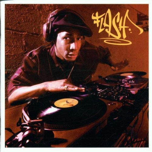 Grandmaster Flash - The official adventures of