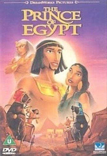 DVD - Der prinz von ägypten