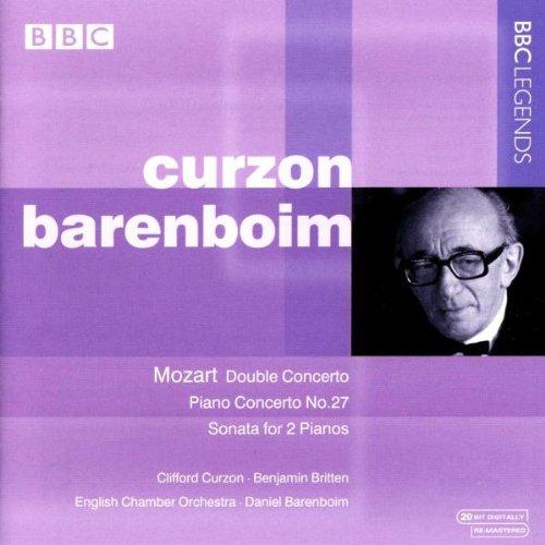 Curzon , Clifford & Barenboim , Daniel - Mozart: Double Concerto / Piano Concerto No. 27 / Sonata For 2 Pianos (Britten)