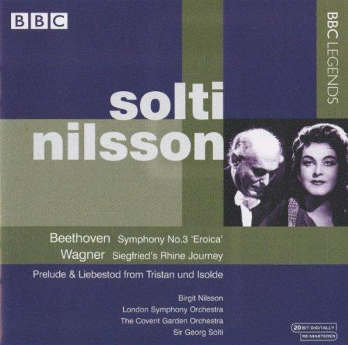 Solti , Georg & Nilsson , Birgit - Solti:Nilsson Beethoven/Wagner