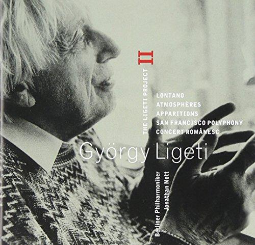 Ligeti , György - The Ligeti Project II (Nott, BP)