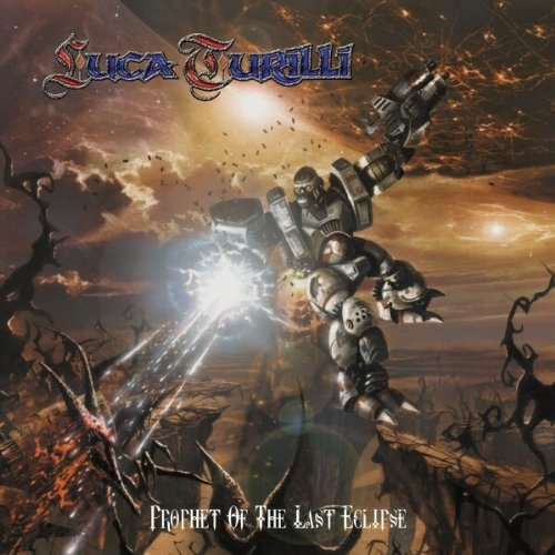 Turilli , Luca - Prophet of the last eclipse (Limited Edition)