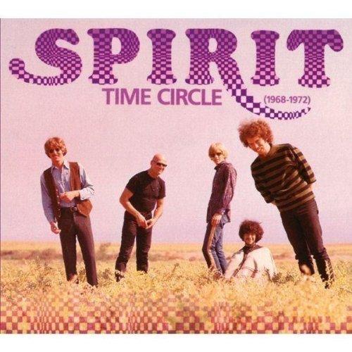 Spirit - Time Circle (1968-1972)