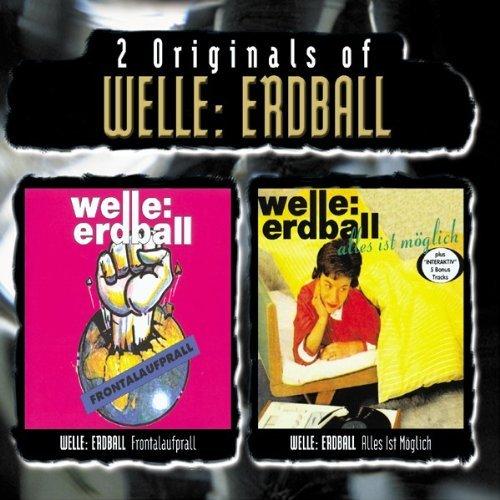 Welle: Erdball - Frontalaufprall / Alles ist möglich (Doppel-CD)