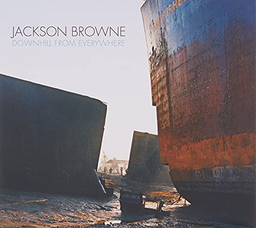 Browne , Jackson - Downhill From Everywhere