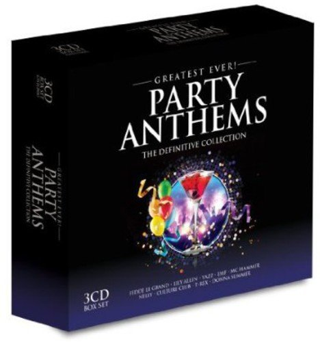 Sampler - Party Anthems