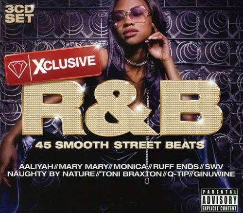 Sampler - R&B - 45 Smooth Street Beats