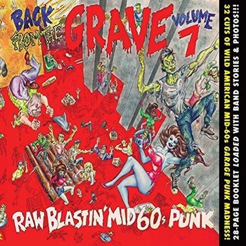 Sampler - Back From The Grave 7 - Raw Blastin' Mid 60s Punk