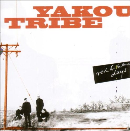 Tribe , Yakou - Red and Blue Days