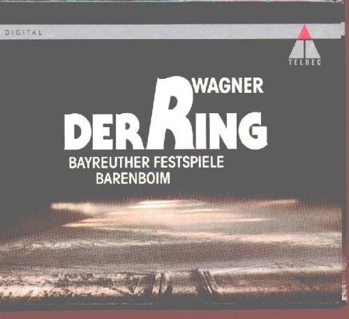 Wagner , Richard - Der Ring des Nibelungen (GA) (Barenboim) (14-CD BOX SET)