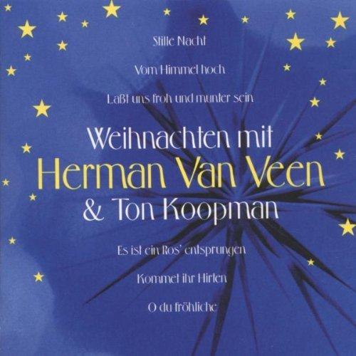 Veen , Hermann van - Weihnachten mit Herman van Veen & Ton Koopman