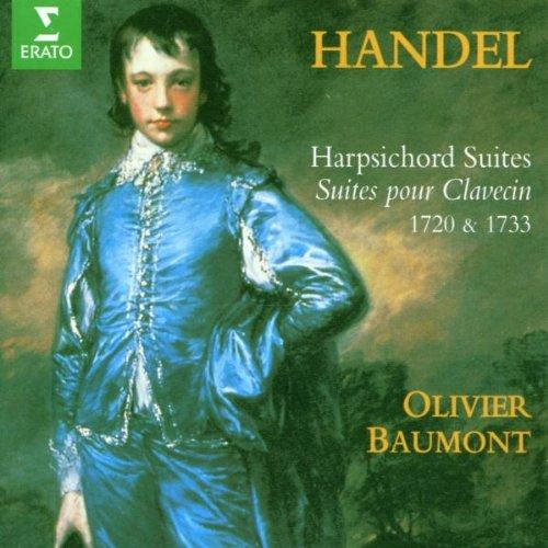 Händel , Friedrich - Harpsichord Suites 1720 & 1733 (Baumont)