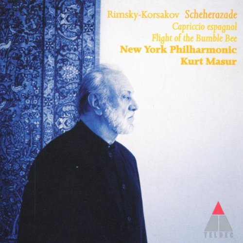 Rimsky-Korsakov - Scheherazade / Capriccio espagnol / Flight of the Bumble Bee (NYP, Masur)