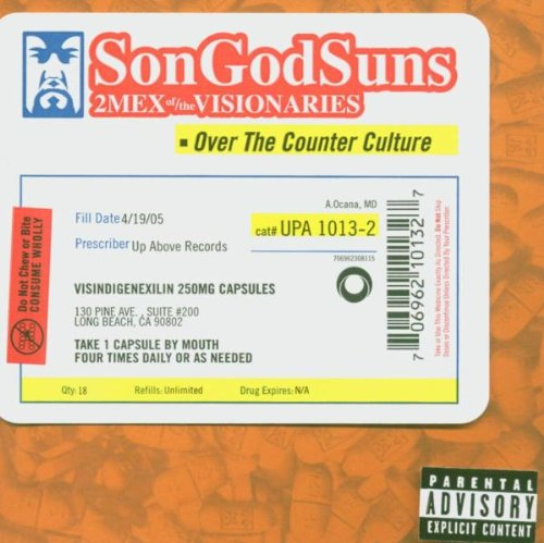 Songodsuns - Over The Counter Culture