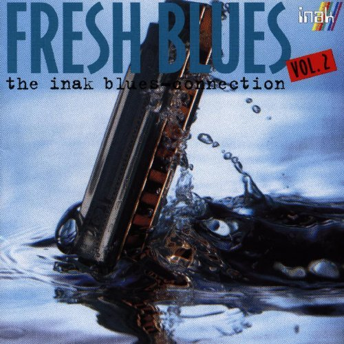 Sampler - Fresh Blues 2 - The Inak Blues-Connection
