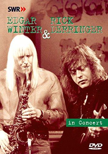 Winter , Edgar & Derringer , Rick - In Concert: ohne Filter - Musik Pur