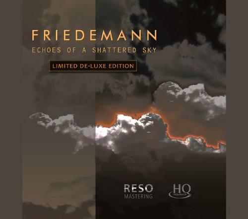 Friedemann - Echoes of a Shattered Sky (Ltd. Deluxe HQCD Edition)