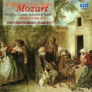 Mozart , Wolfgang Amadeus - Haydn Quartets 3