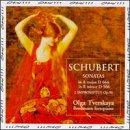 Schubert , Franz - Sonatas In A Major D 664 / In E Minor D 566 / 2 Impromptus, Op. 90 (Tverskaya)