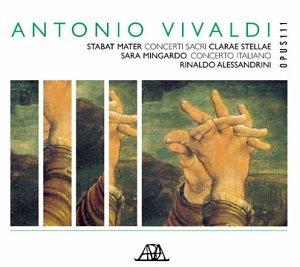 Vivaldi , Antonio - Stabat Mater (Musica Sacra 1)(Alessandrini)