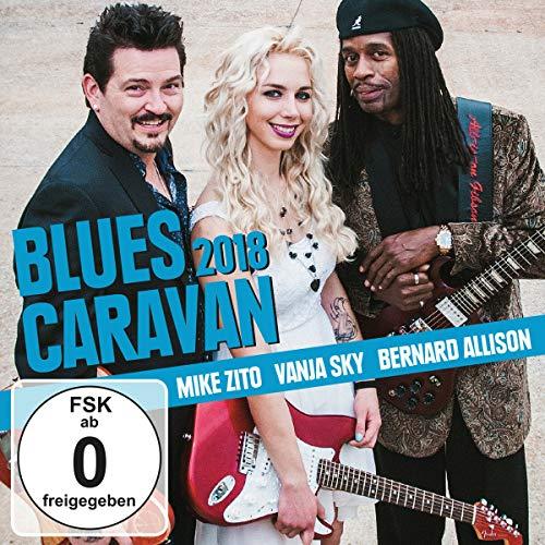 Zito , Mike & Sky , Vanja & Allison , Bernard - Blues Caravan 2018
