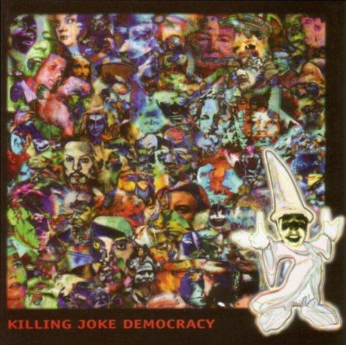 Killing Joke - Democracy (Label Cooking Vinyl)