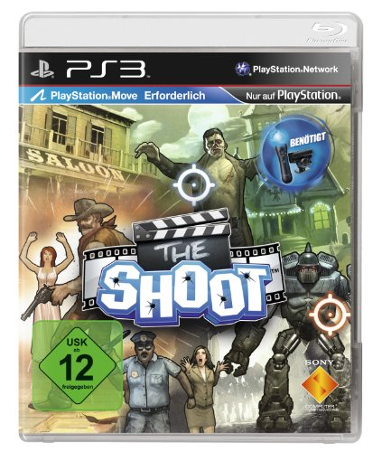 Playstation 3 - The Shoot (Move erforderlich)