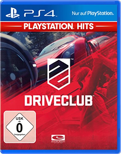 Playstation 4 - Driveclub - PlayStation Hits - [PlayStation 4]