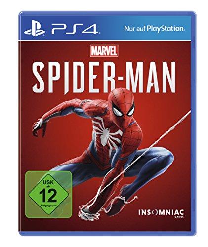 Playstation 4 - Spider-Man (Marvel)