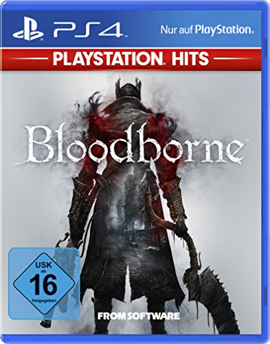 Playstation 4 - Bloodborne (PlayStation Hits)