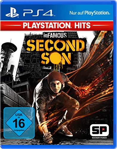 Playstation 4 - InFamous: Second Son