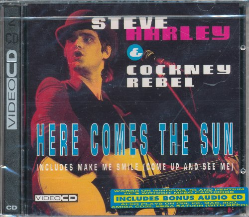 Harley , Steve - Here comes the sun (Inkl. Video CD)