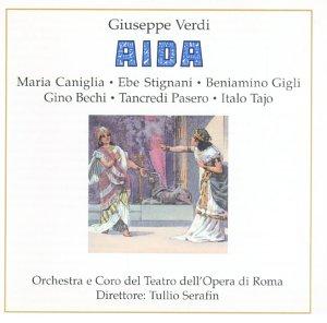 Verdi , Giuseppe - Aida