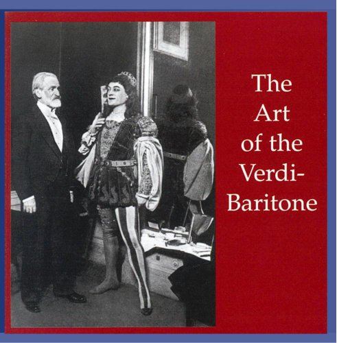 Verdi , Giuseppe - The Art Of The Verdi-Baritone