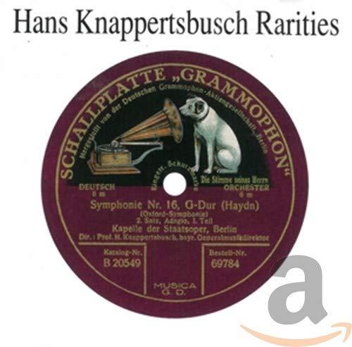Knappertsbusch , Hans - Knappertsbusch Rarities