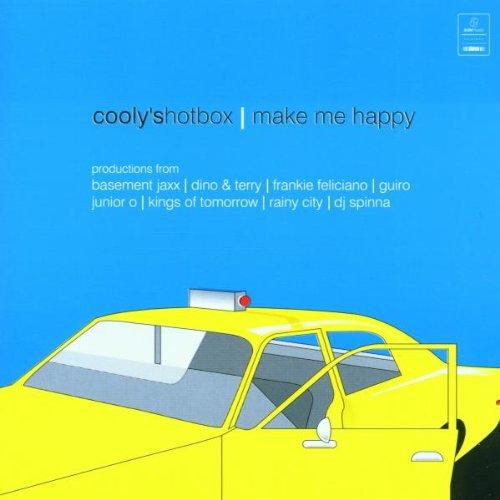 Sampler - Cooly's shotbox - make me happy