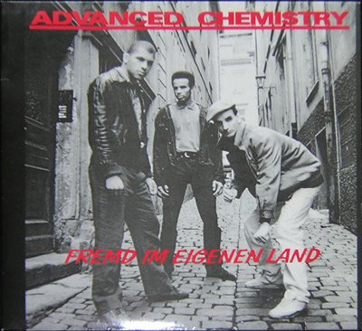 Advanced Chemistry - Fremd im Eigenen Land (Maxi)