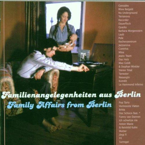 Sampler - Familienangelegenheiten aus Berlin