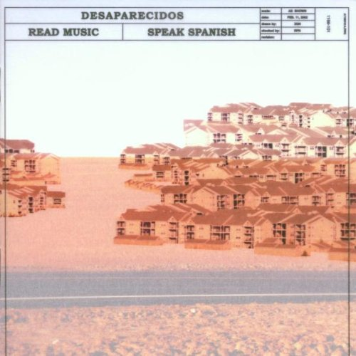 Desaparecidos - Read music speak spanish