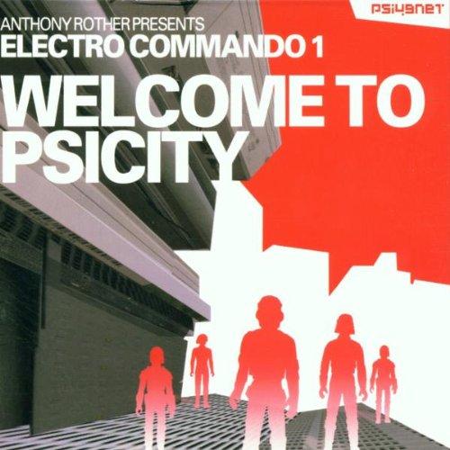 Sampler - Electro Commando 1: Welcome To Psicity
