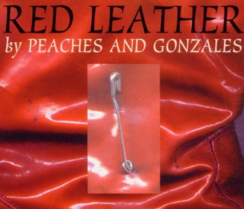 Peaches & Gonzales - Red Leather (Maxi)