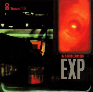 DJ Shufflemaster - EXP (Tresor 167)