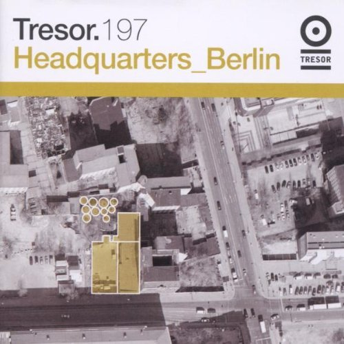 Sampler - Headquarters_Berlin (Tresor 197)